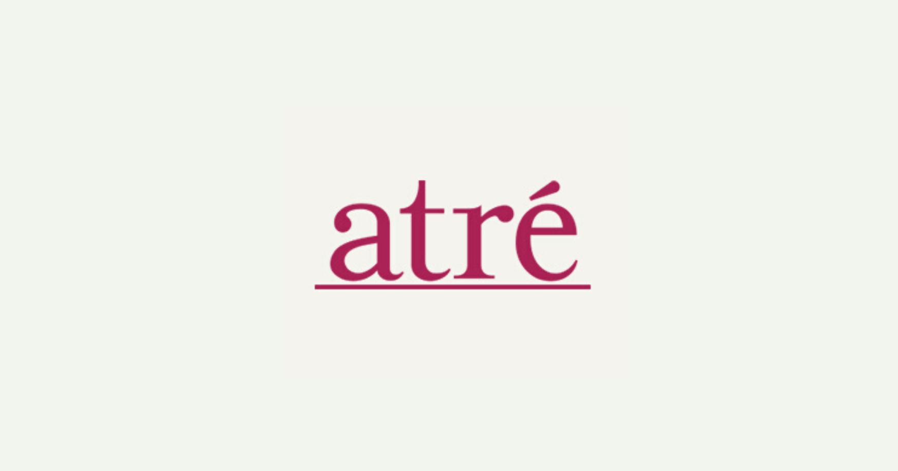 アトレのロゴ