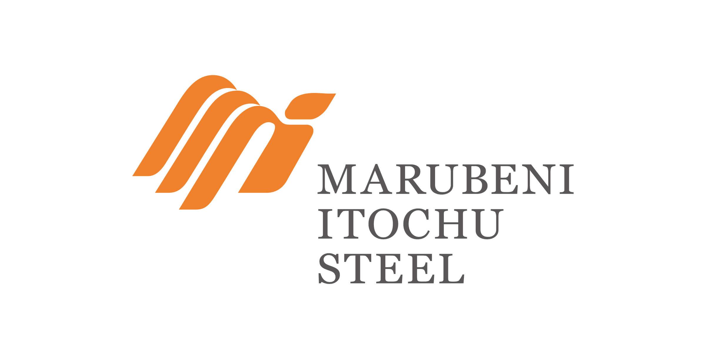 伊藤忠丸紅鉄鋼のロゴ