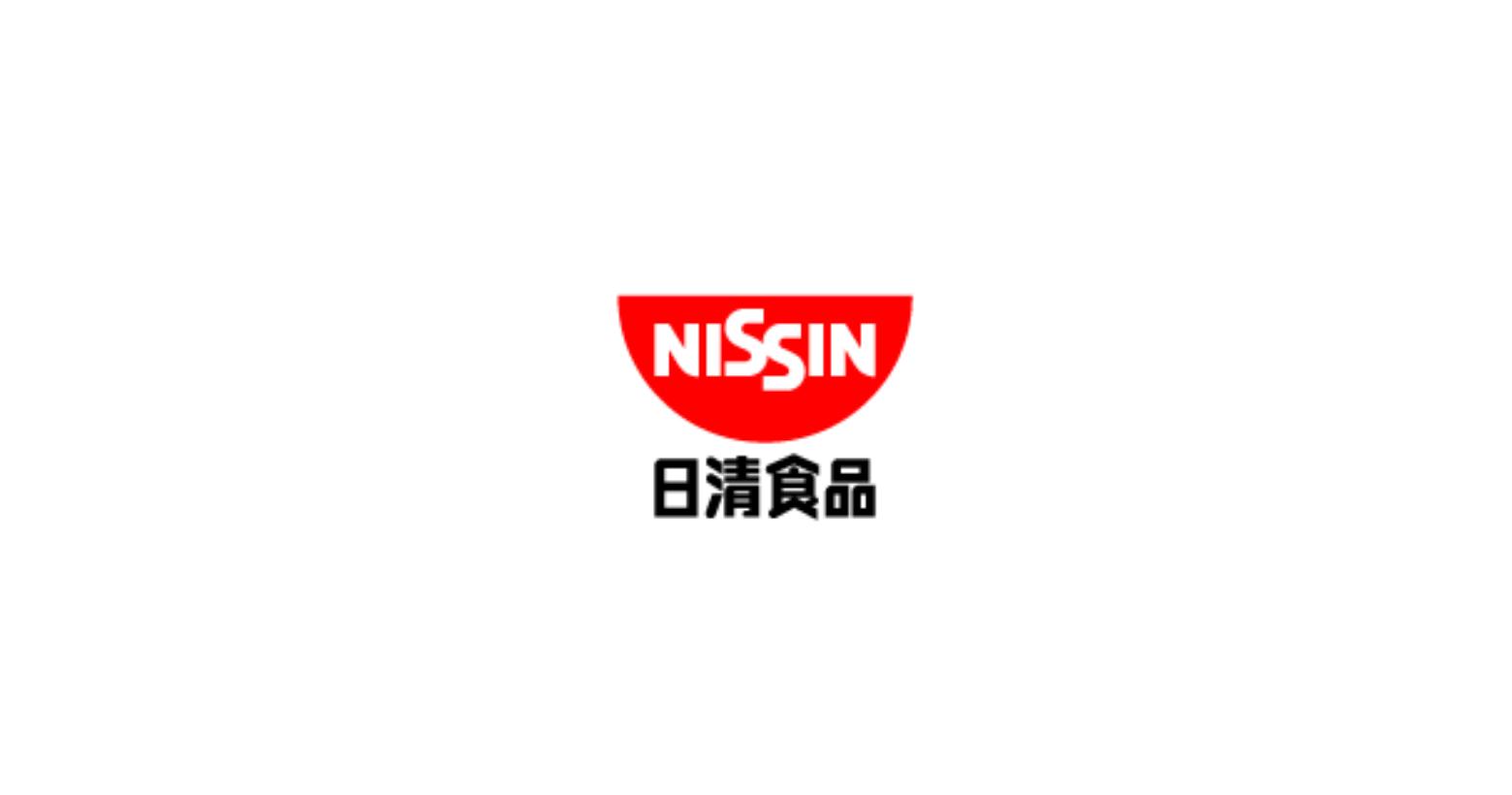 日清食品のロゴ