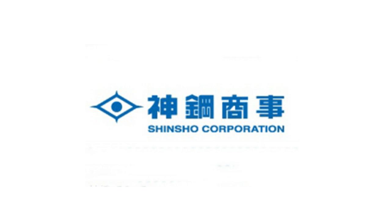 神鋼商事のロゴ